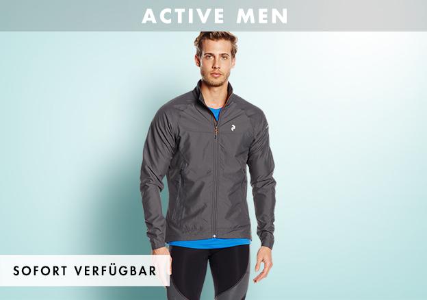 Active Men!