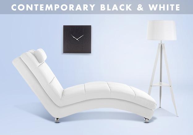Contemporary Black & White!