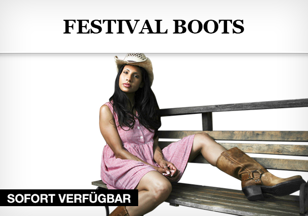 Festival Boots