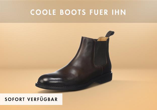 Coole Boots fuer Ihn bis -75%