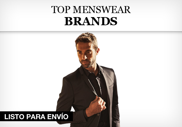 Top Menswear Brands