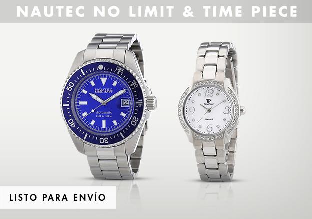 Nautec No Limit & Time Piece