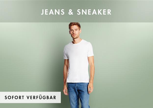 Jeans & Sneaker bis zu -69%