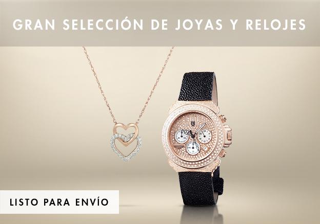 Nuestras propuestas de joyas y relojes