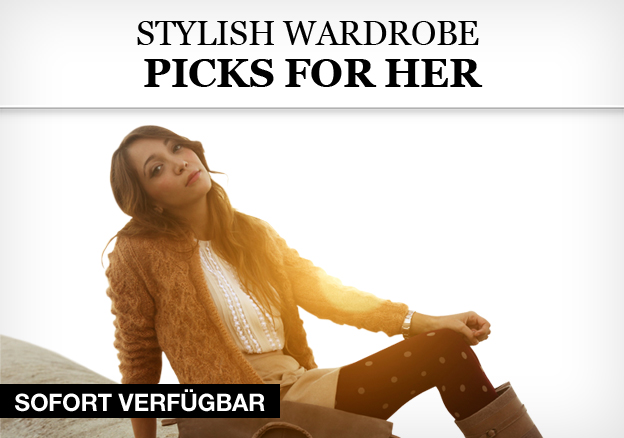 Stylish Wardrobe Picks for Her