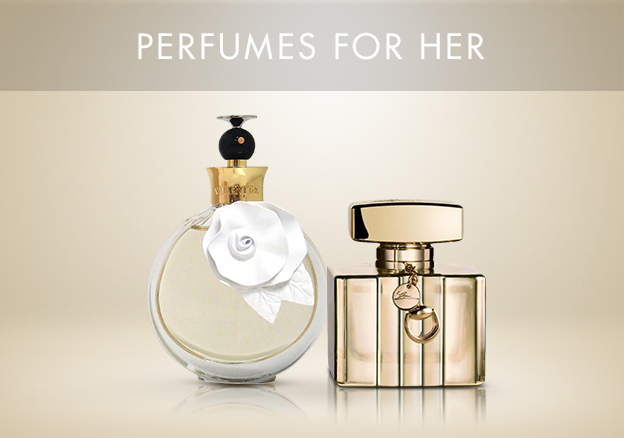 Perfumes for her!