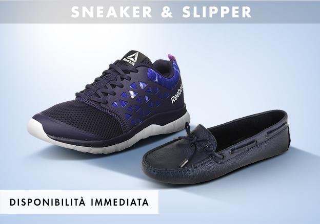 Sneaker & Slipper!