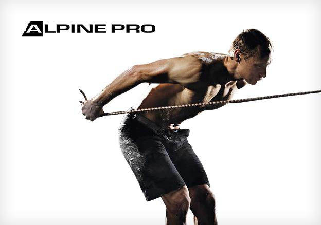 Alpine Pro!