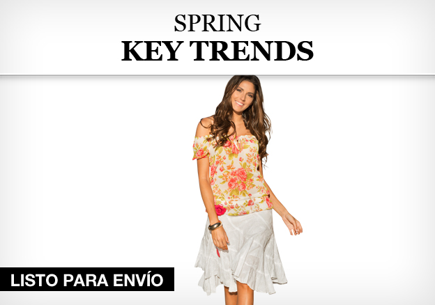 Spring Key Trends