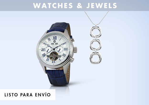 Watches & Jewels!