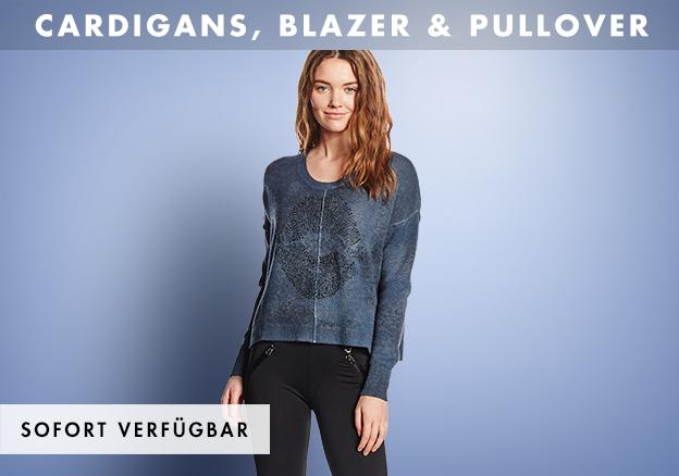 Cardigans, Blazer & Pullover