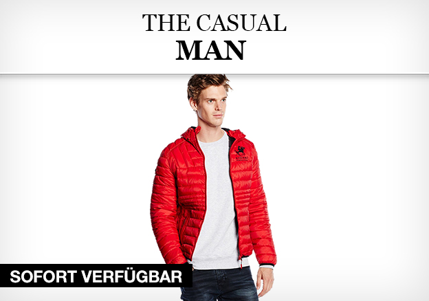 The casual man