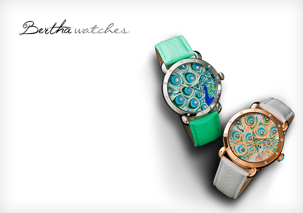 Bertha Watches