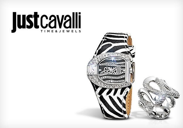 Just Cavalli Time & Jewels!