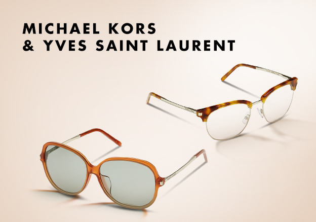 Michael Kors & Yves Saint Laurent