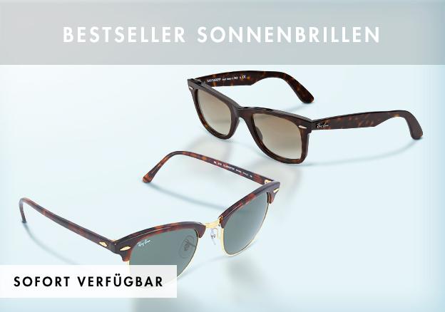 Ray-Ban, Diesel & mehr: Bestseller Sonnenbrillen bis -82%
