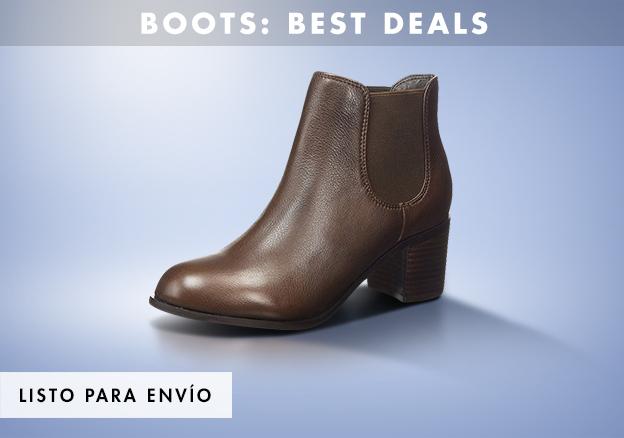 Boots: Best deals