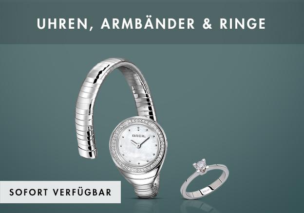 Uhren, Armbänder & Ringe bis zu -80%