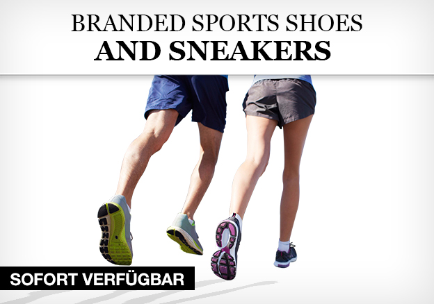 Branded Sports Shoes and Sneakers