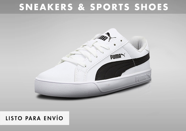 Sneakers, sports shoes & more