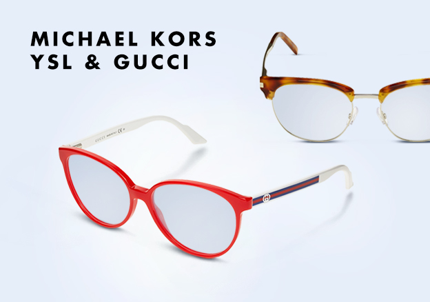 Michael Kors, YSL & Gucci!