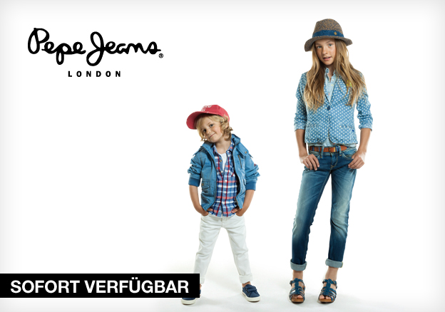 Pepe Jeans London: Spring-Summer