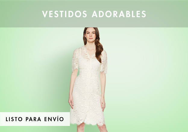 Vestidos adorables