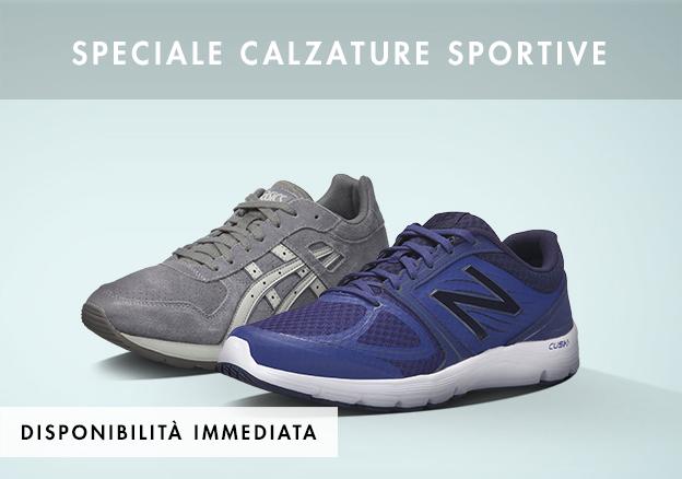 Speciale calzature sportive