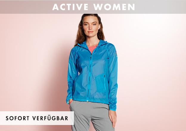Active Women!