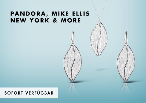 Pandora, Mike Ellis New York & more