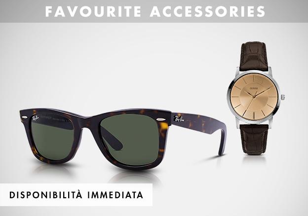 Favourite accessories