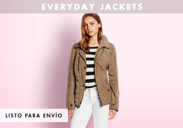 Everyday Jackets!