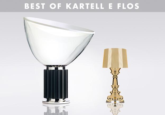 Best of Kartell e Flos