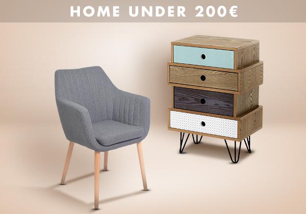 Home Under 200€