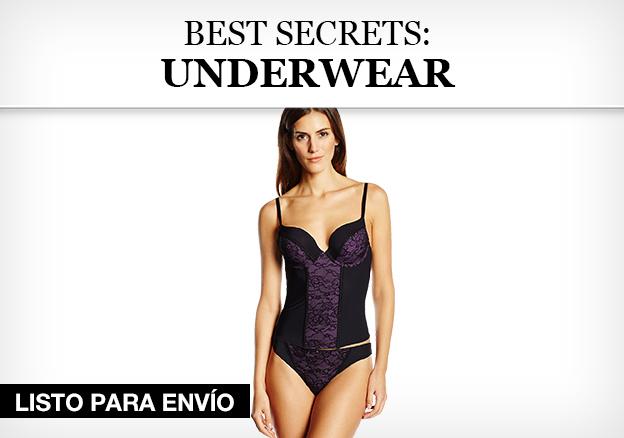 Best Secrets: Underwear