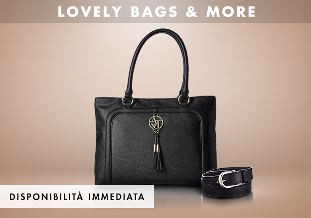 Lovely Bags & more!