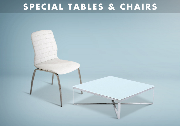 Special Tables & Chairs