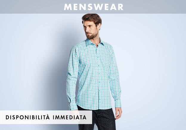 Menswear!