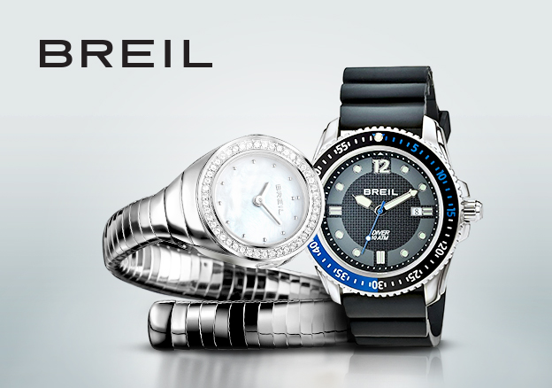 Breil Watches and Jewelry