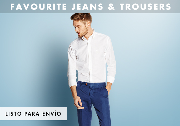 Favourite Jeans & Trousers