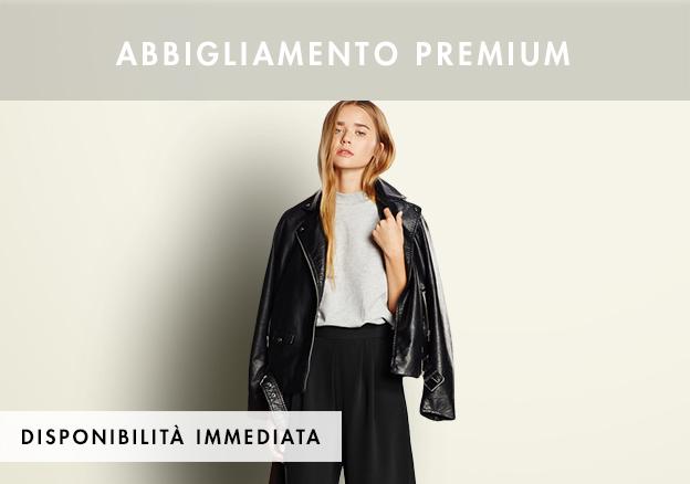 Abbigliamento premium!
