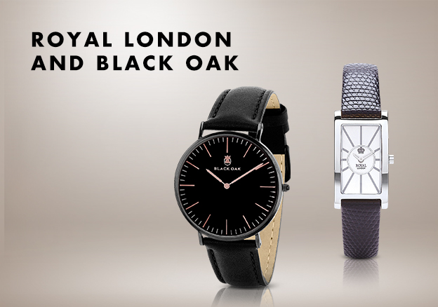 Royal London and Black Oak