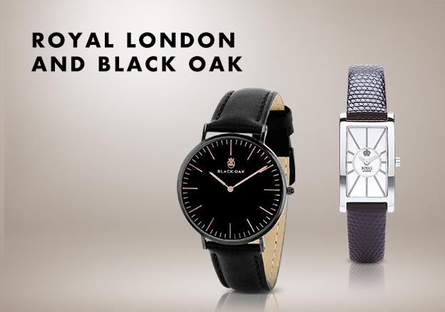 Royal London and Black Oak