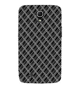 EPICCASE fence model Mobile Back Case Cover For Samsung Galaxy Mega 6.3 I 9200 (Designer Case)