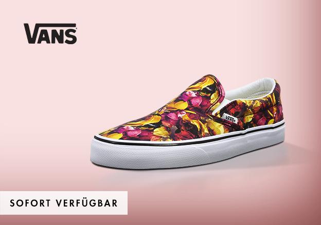 Vans: Women