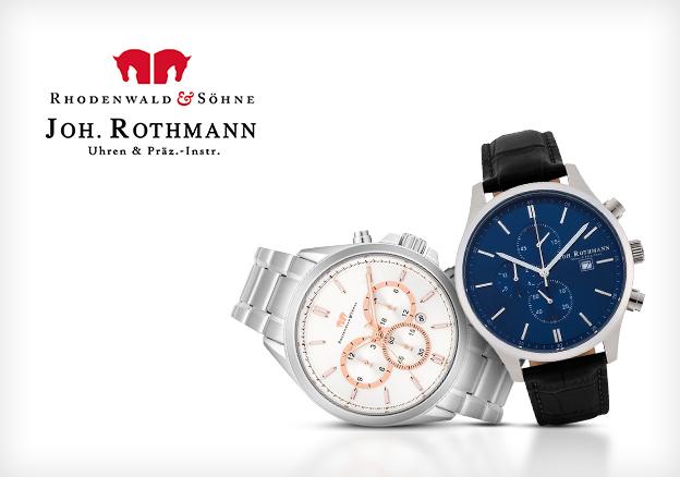 Rhodenwald & Söhne and Joh. Rothmann