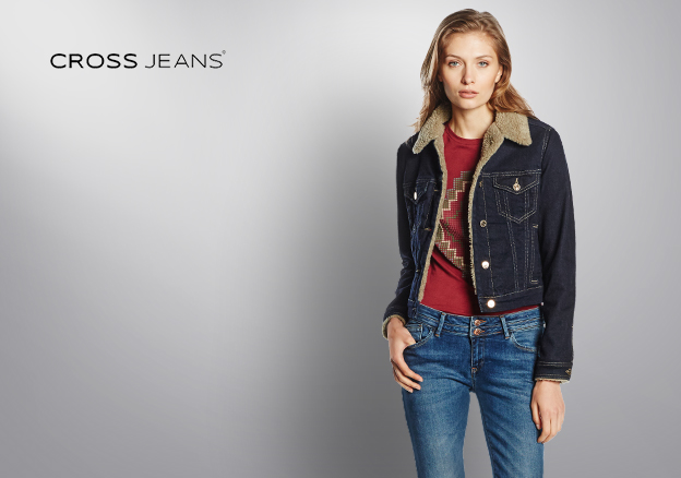 Cross Jeans!