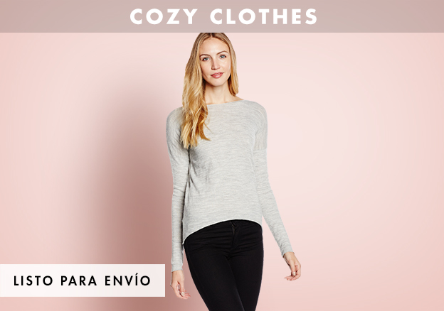 Cozy clothes!