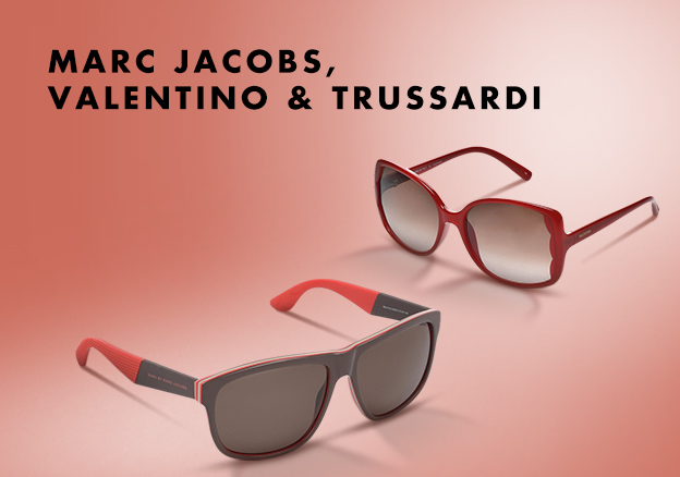 Marc Jacobs, Valentino & Trussardi