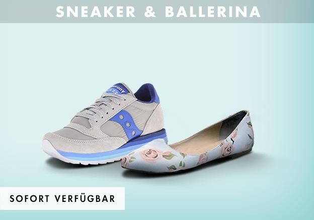 Sneaker & Ballerina